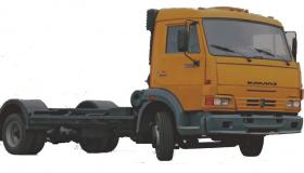 КАМАЗ 43008