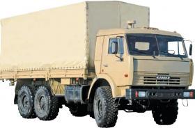 КАМАЗ-43118 Тент
