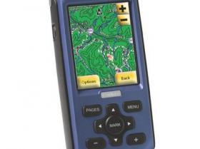 Приемник GPS портативный