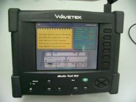 "Рефлектометр MTS 8000 фирмы ""Wavetek"" ( Франция)"
